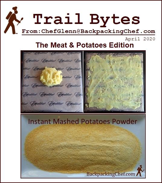 Trail Bytes April 2020