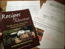Recipes for Adventure: The Ultimate Guide to Dehydrating Food