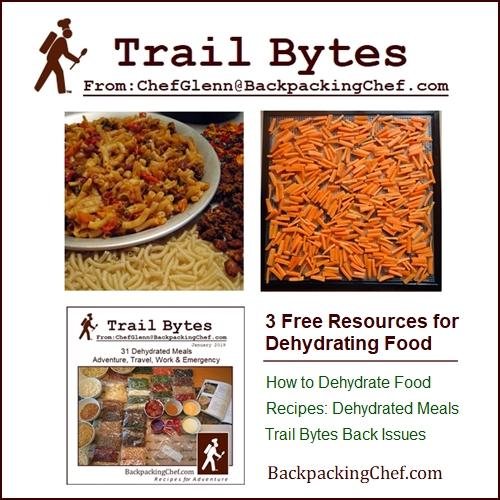 Trail Bytes March 2020