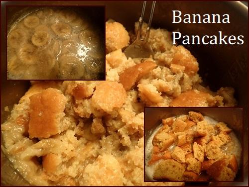 Backpacker Banana Pancakes