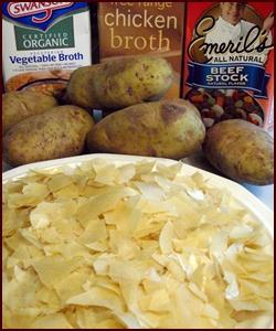 Next Topic: Potato Bark