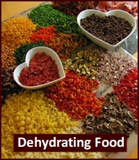 Go to Dehydrating Food Table of Contents