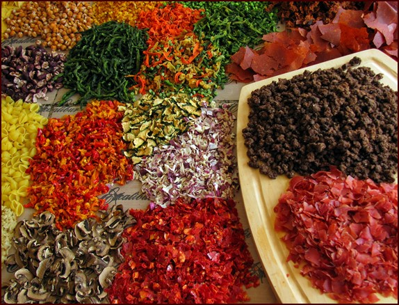Backpacking Chef Comprehensive Guide to Dehydrating Food.