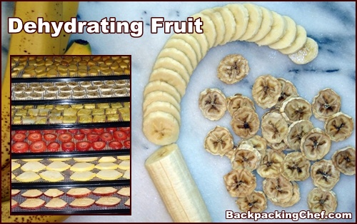 dehydrating fruit fruit of the month
