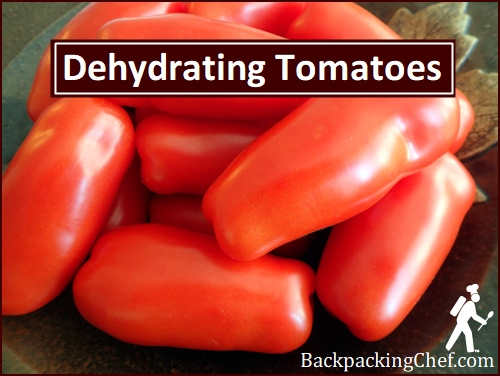 San Marzano Tomatoes are excellent for dehydrating.