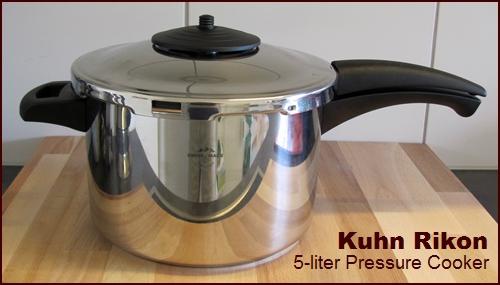 Kuhn Rikon 5-liter Pressure Cooker