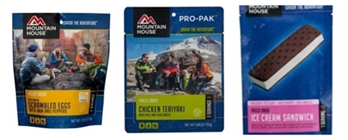 Backpacking Meals But If Youre Not Quite Ready To Fire Up A Dehydrator Then Amazon Is Your Cyber Source For Low Prices And Variety Of Freeze Dried