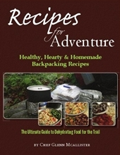 Recipes for Adventure Book Cover