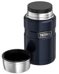 Thermos Stainless King Stainless Steel Food Jar 24 Oz.