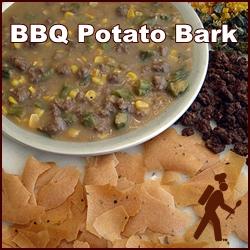 BBQ Potato Bark