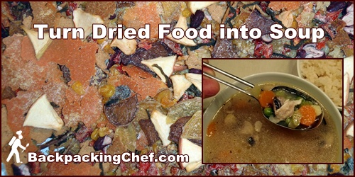 how to make a dehydrated meal