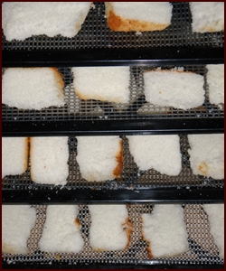 Dehydrating Bread and Cake is Easy with an Excalibur Dehydrator.