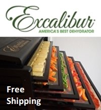 Excalibur Five-tray Food Dehydrator