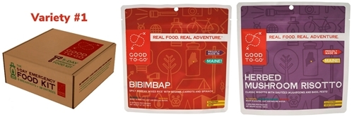 Good To-Go Dehydrated Food Kit & Meals