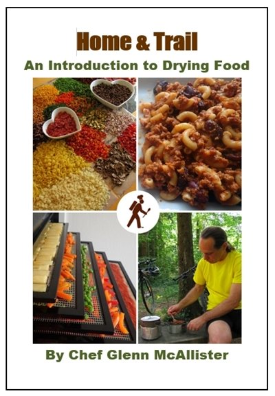 Book Cover: Home & Trail: An Introduction to Drying Food.