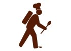 Backpacking Chef Logo