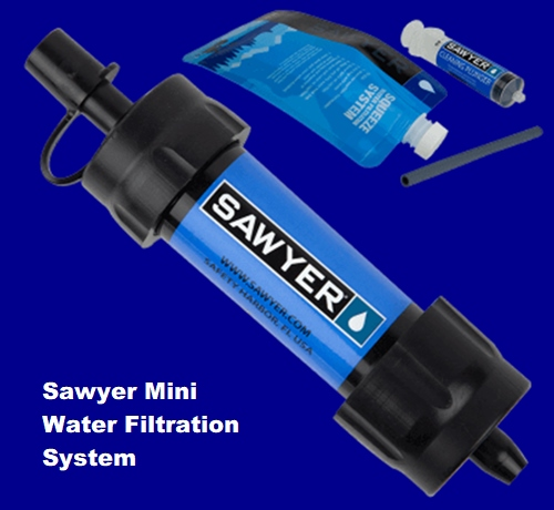 Sawyer Mini Water Filtration System