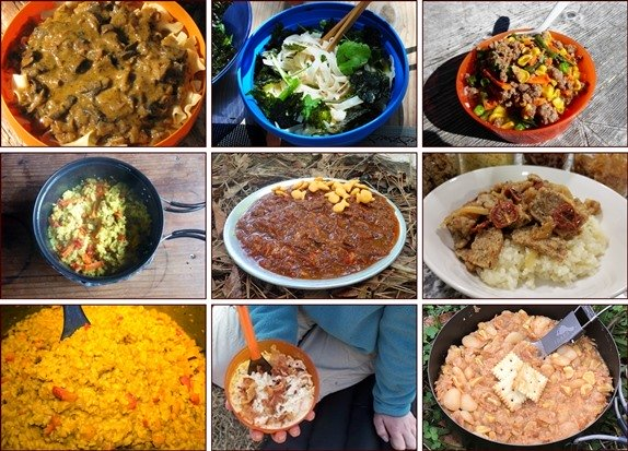 50+ Best Backpacking Recipes Shared by Readers of BackpackingChef.