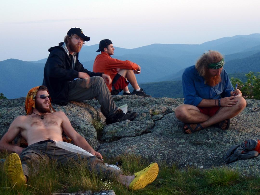 Spy Rock, Appalachian Trail, Virginia